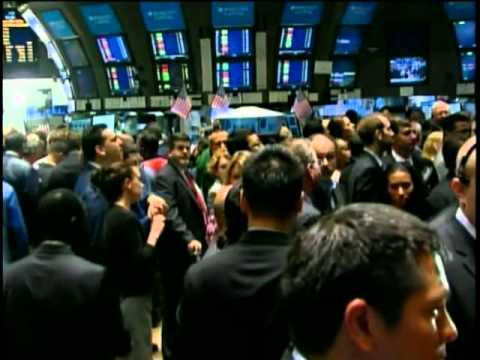 Secretary Clinton Rings Opening Bell at NY Stock Exchange