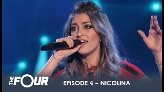 Nicolina: Singer & Model From Florida Thinks She Has What It Takes! | S1E4 | The Four