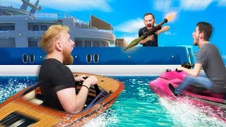 Defend the Yacht Challenge! | GTA5