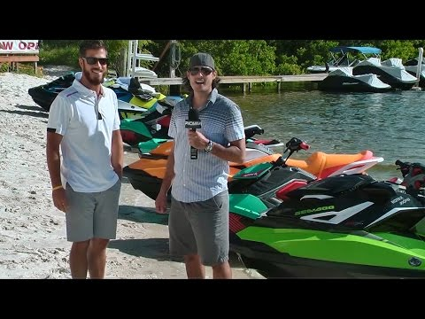 Interview with James Heintz, Sea-Doo Global Product Manager (full)