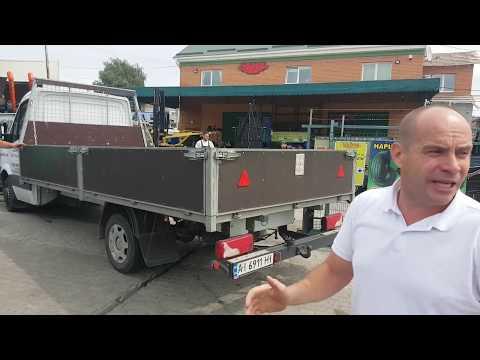 Кузов на грузовой автомобиль Газель Спринтер под заказ.