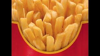 ФРИ как из Макдональдса, только ЛУЧШЕ! Как приготовить картофель фри?!