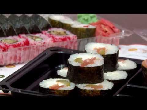 Каждая третья порция суши и роллов опасна для здоровья