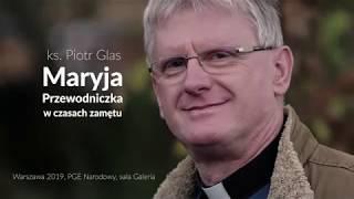 Konferencja ks. Piotra Glasa | PGE Narodowy 2019 (sala Galeria)