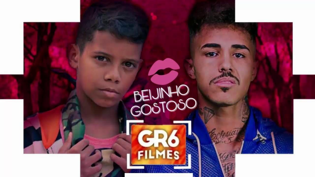 MC LIVINHO E MC BRUNINHO - BEIJINHO GOSTOSO - BATIDÂO