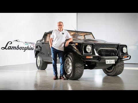 Lamborghini LM002 - Interview with Stefano Domenicali