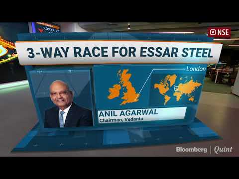 Anil Agarwal On The 3-Way Race For Essar Steel