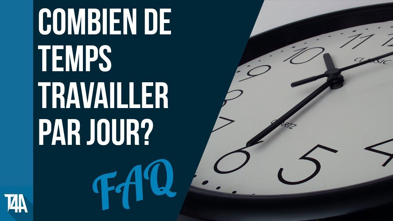 Faq guitare combien de temps travailler par jour youtube - Combien de couches par jour ...