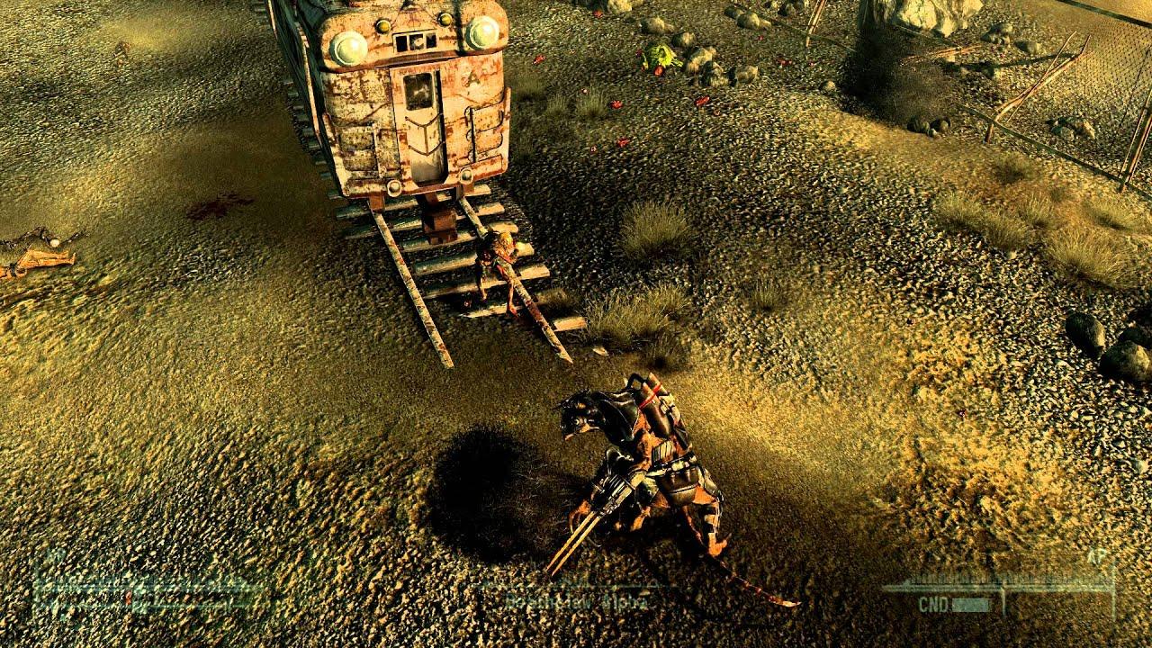 Fallout 3 Deathclaw Alpha