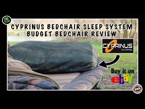 **CARP FISHING** Cyprinus Bedchair Review