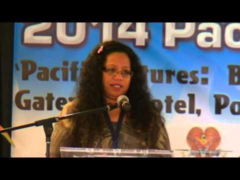 Tessie Lambourne, Kiribati - Breakout Session 2: Improving Local Service Delivery PLGF 2014
