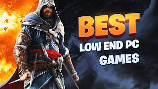 TOP 150 Games for Low END PC (1GB RAM PC Games)