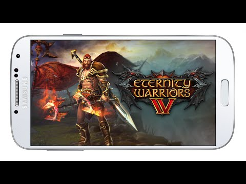 Eternity Warriors 4 (1.3.0) - Mod\Normal App Android & IOS