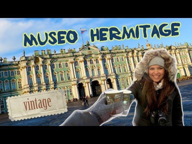 Museo Hermitage, el mas grande de toda Rusia!