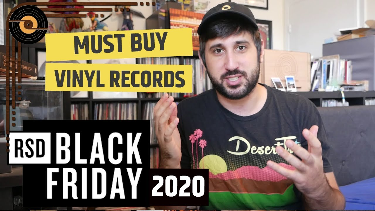 Record Store Day Black Friday 2020... I CAN'T BELIEVE IT!