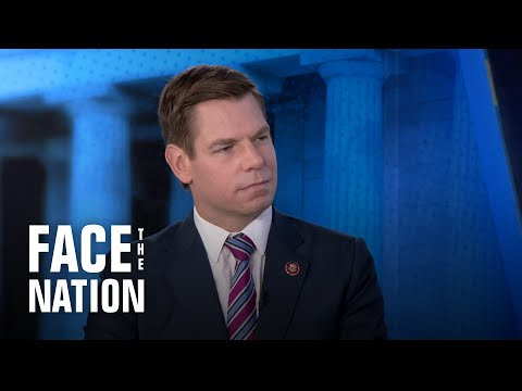 """Swalwell says House has evidence of """"extortion scheme"""" by Trump"""