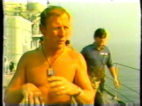 HMS Bristol Falklands 82 Homecoming 1