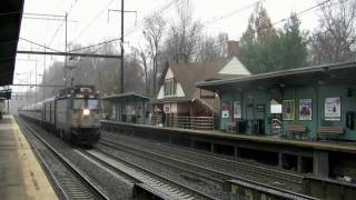 Amtrak & New Jersey Transit - Northeast Corridor
