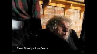 Junk Deluxe - A soul jam from 2 of The Alabama3 - Steve Finnerty interview with St Pauls Lifestyle