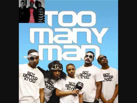 Boy Better Know Ft Heartless Crew - Too Many Man (Remix) *EXCULSIVE*