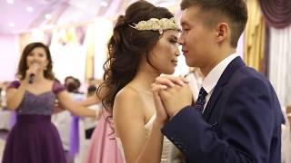 Песня в подарок от подруг детства невесте на свадьбе Дианы Дархана (26-08-2017) Кокшетау