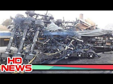 N3 bridge collapse & injures 4 on N3 highway in Germiston