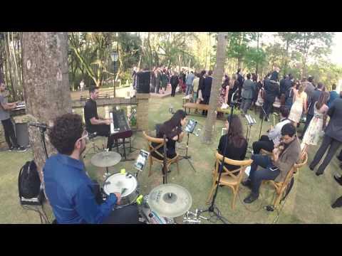 Cerimônia de casamento em Itatiba