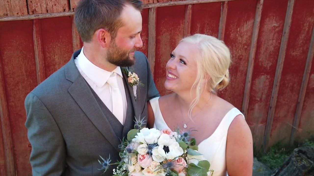 Jake + Kelsey | Wedding Videography | Strum, Wisconsin