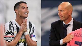 CHAMPIONS Real Madrid y Cristiano Ronaldo ELIMINADOS ¿Se necesitan para volver a ganar? | Cronómetro