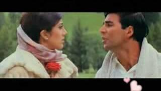akshay  kumar song dhadkan BY NITIN TIWARI