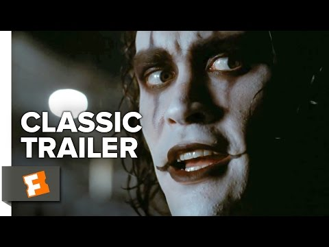The Crow 1994    Brandon Lee Movie HD