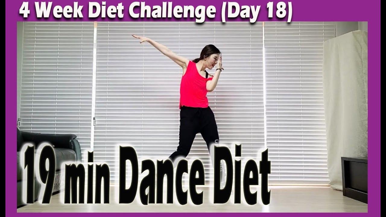 [4 Week Diet Challenge] Day 18 | 19 minute Dance Diet Workout | 19분 댄스다이어트 | Choreo by Sunny | 홈트|