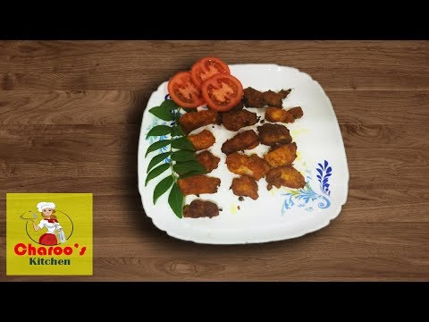 Fish Fry Recipe | Simple And Delicious Fish Fry | How To Make Fish Fry | Charoo's Kitchen