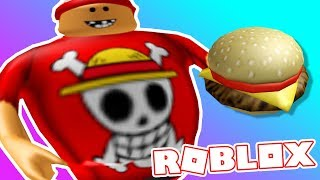 The FATTER of ROBLOX! → Roblox funny moments #43 🎮 (Roblox EATING SIMULATOR)