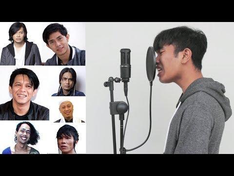 Image of Menirukan 25 Suara Penyanyi Indonesia