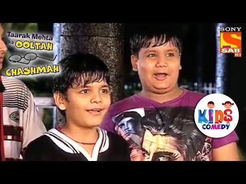 Tapu Sena Enjoys In The Rain   Tapu Sena Special   Taarak Mehta Ka Ooltah Chashmah