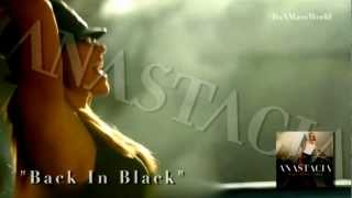 Anastacia - Back In Black (AC/DC Cover)