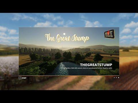 fs19-map-first-look---thegreatstump-v1.0.0.0