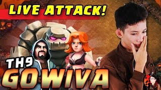 Download Video SERANGAN LIVE TH 9 GOWIVA! - Coc Indonesia MP3 3GP MP4