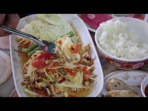 Bangkok Street Food 24Hours Part1 (5.00Am-12.00Pm)