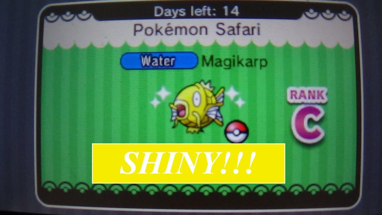 how to catch shiny pokemon