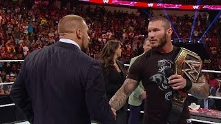 Randy Orton Sells Out?
