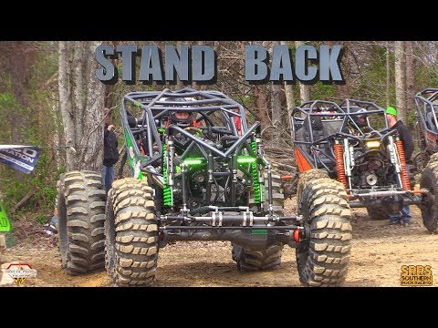 """TIM CAMERON IN HIS 1400 HP ROCK RACING MONSTER """"STAND BACK"""" WINS SRRS AT WINDROCK OFFROAD PARK"""