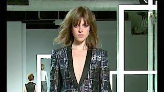DEREK LAM Fall 2012 2013 New York - Fashion Channel