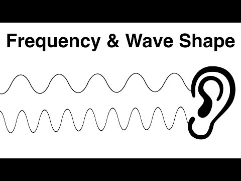 4. Frequency, Wave Shape and Pitch
