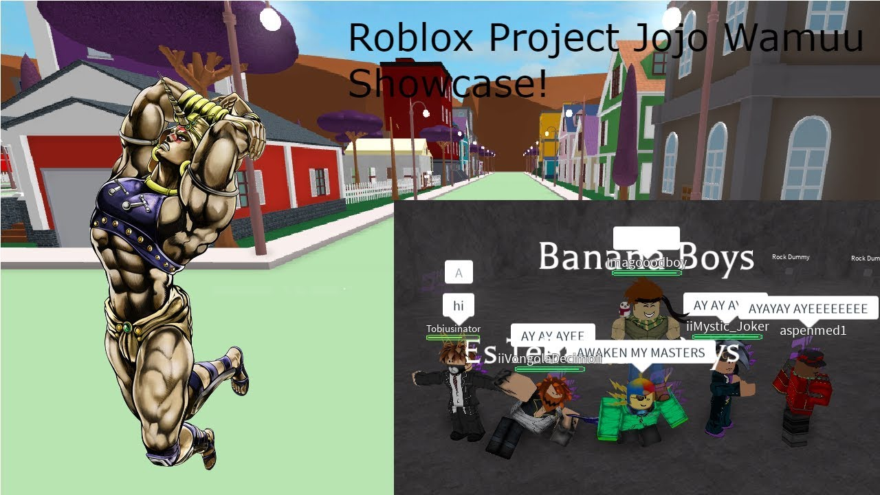 How To Play Project Jojo Roblox | Free Robux 300