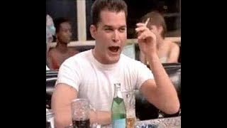 Ray Liotta in Something Wild (the restaurant scene) w/ Jeff Daniels and Melanie Griffith
