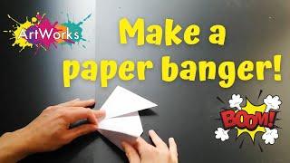 Paper Banger