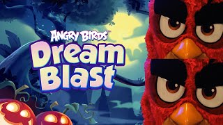 Angry Birds Dream Blast   Halloween teaser (Horror version)