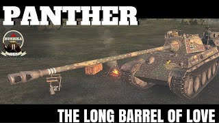 The Panther PEN EVERYTHING   World of Tanks Blitz